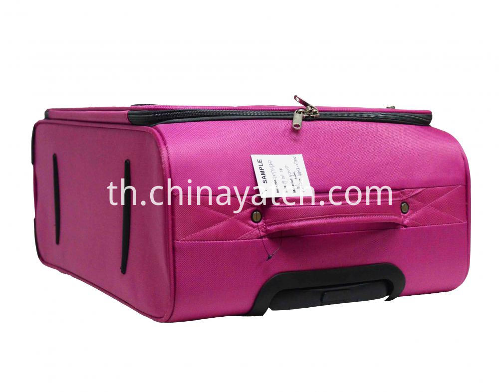 Spinner Soft Trolley Bag